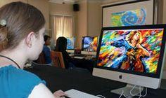 graphic design -- Digital Media Academy