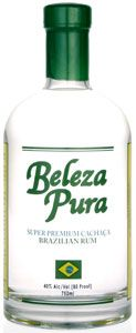 Beleza Pura Super Premium Cachaça    Batida De Coco (Coconut)      2 oz Beleza Pura® Super Premium Cachaça      3 oz coconut milk or Coco Lopez      2 tsp sugar (omit if using Coco Lopez)      2 oz sweetened condensed milk      1 cup of ice  Place the ingredients into a blender or shaker and pronto! Garnish with coconut pieces. Serve in a martini glass if up (blended or strained) and rock glass if down.