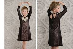 www.frostedproductions.com | #utah #photographer #studio #photography #fashion #kids #clothes #cute #little #girl #ballerina #black #lace #dress