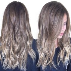 Length & cut Natural lights for a soft grow out by @hairby_chrissy ❤️ on @avaflavacheck
