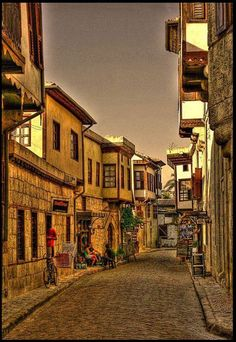 Tarsus tarihi evler