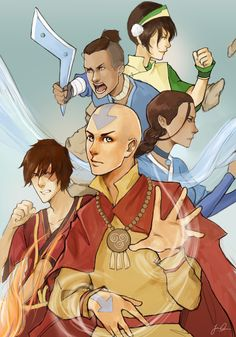 I fantasize about a movie of what happens from the end of book 3 leading up to korra
