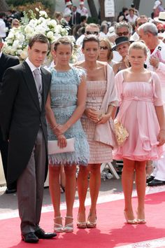 Monaco's first family is celebrating a new arrival with the birth of Andrea Casiraghi and Tatiana Santo Domingo's baby