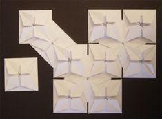 Origamipage - Reliefbilder