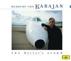 HERBERT VON KARAJAN The Artist's Album - Deutsche Grammophon