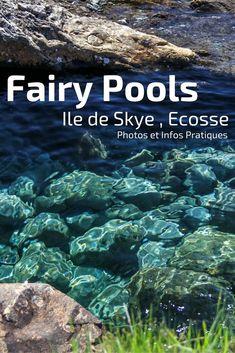 Randonnée Fairy Pools Skye - Ile de Skye - Ecosse