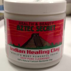 Bentonite clay---I'm a believer! I did a face mask and it left my skin tight, clean, rejuvenated, and baby soft!!