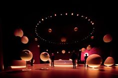 CERN's new exhibition, the 'Universe of Particles' will introduce the intriguing world of ...