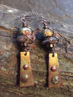 Sunshine Alley (38.00 USD) by markaZo - handmade - jewelry - jewellery - artisan - etsy