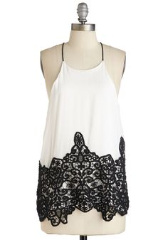 Veridical And Response Top. When you say you've got the the best piece in which to flawlessly rock sophisticated-casual style, your girlfriends inquire how! #white #modcloth