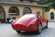 What Do You Think Of The Effeffe Berlinetta? • Petrolicious