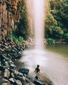 Do what's good for the Soul  The past week we rediscovered some of our favourite places from our time spent living in @tropicalnorthqueensland Atherton Tablelands is one of them- never ending waterfalls to discover  #exploreTNQ
