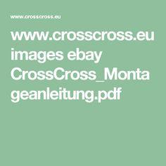 www.crosscross.eu images ebay CrossCross_Montageanleitung.pdf
