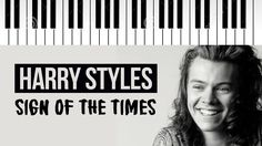 Harry Styles   Sign Of The Times   Piano Cover