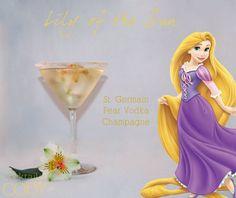 Les créateurs de cocktails aiment s'inspirer de choses spécifiques pour donner une identité unique à leurs boissons. Voici vingt cinq cocktails inspirés directement des personnages de Disney.                                          Pas mal non?