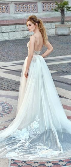 We are overly thrilled about the Galia Lahav wedding dresses of 2016! This ready-to-wear collection is full of graceful glamour and 1920s inspiration. With this Israeli designer's impeccable designs, there's no way that this collection won't inspire larger-than-life bridal style. Get instantly inspired by these luxury Galia Lahav wedding dresses that just keep getting more fabulous! There's […]