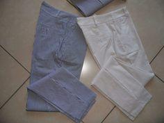 Pantalone modello capri mille righe  X info whatsapp 329/34/63/200 spedizione in tutta italia