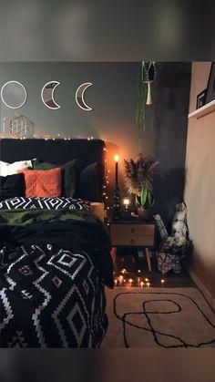 Room Design Bedroom, Room Ideas Bedroom, Home Decor Bedroom, Living Room Decor, Winter Bedroom Decor, Warm Bedroom Colors, Little Boy Bedroom Ideas, Urban Bedroom, Romantic Bedroom Decor