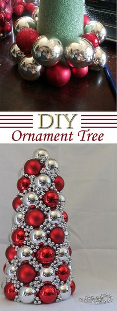 The 5921 best christmas group board images on pinterest christmas diy ornament tree solutioingenieria Images