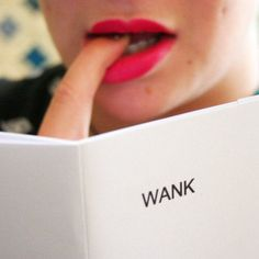 Wank an illustrated book of female masturbation MATURE Leaving Presents, Riot Grrrl, This Is A Book, Lesbian Wedding, Line Drawing, Zine, Funny Gifts, Confessions, Etsy Store