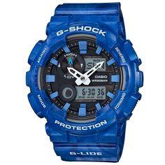 CASIO+G-Shock+GAX-100MA-2A+Orologio+G-Lide+Analogico+Digitale