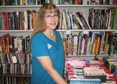 Sally Bernier- Technical Services Librarian