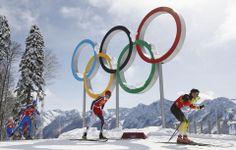 DAY 13:  Cross Country Men's Team Sprint Classic http://sports.yahoo.com/olympics