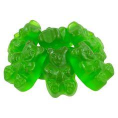 Albanese Granny Smith Green Apple Gummi Bears 5 Lbs
