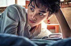 EXO Kai 's fan community made huge donations to Korea Childhood Leukemia Foundation to commemorate Kai's birthday. Kai's fan communi. Exo Kai, Chanyeol Baekhyun, 2ne1, Btob, Jimin, Culture Pop, Kim Minseok, Wattpad, Korean Fashion Men