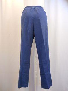 Alfred Dunner Dress Pants Proportioned Short & Medium  Size 16-24  #AlfredDunner #CasualPants