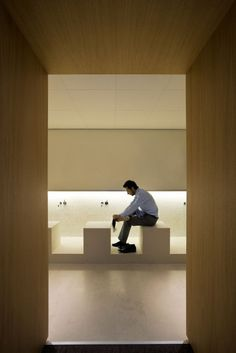 Ablution Space - Aramco Overseas Company | GROUP A