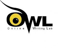 welcome to the purdue owl we offer over resources  the online writing lab owl at purdue university houses writing resources and instructional material and we provide these as a service of the writing
