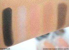 Diorshow Fusion Mono Matte in 091 Nocturne 121 Celeste 641 Fantaisie 721 Songe 761 Mirage