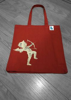 Check out this item in my Etsy shop https://www.etsy.com/listing/228752839/red-cotton-bag-with-appliqued-cupid