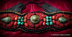 {{{ #Treasured }}} @ https://www.etsy.com/treasury/MTc3NzY5MjB8MjcyNjM4MjE0Mg/another-red-treasury-fwb Curated by Jodi Nobles @ https://www.etsy.com/shop/jodinobles Featuring my Vintage Ladakh Coral,Turquoise,Brass,Glass Bead,Black Fabric and Cord Belt @ https://www.etsy.com/listing/159093670/vintage-ladakh-coralturquoisebrassglass?ref=tre-2726382142-15