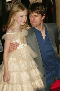 Tom Cruise Still Sends Dakota Fanning Birthday Presents