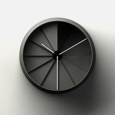 4th Dimension - Clock 22 Design studio Taiwan