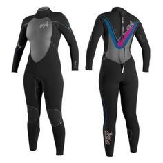 33f269119b O Neill Psycho 3 Zen Zip 5 3mm Womens Wetsuit Fall 2012 Womens Wetsuit