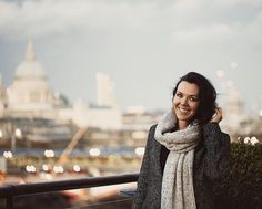 #takemebacktuesday to the #pursuitofportraits with Olga @fictionalwishes  in her favourite terrain #London