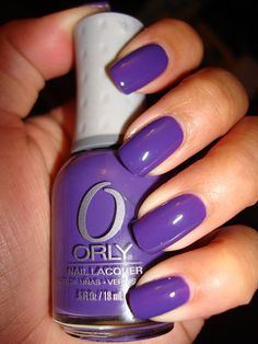 "Esmalte Orly ""Charged Up"" R$28.00"