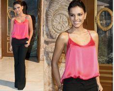 Mariana Rios usou look da Bo.Bô