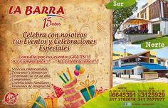 Proximo Eventos La Barra