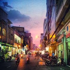 Ho Chi Minh city: good morning, #amazing Vietnam!