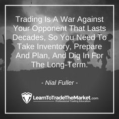 Nial Fuller's Learn To Trade The Market Provides Professional Trading Education Courses Focussing On Price Action Trading Strategies. Trade Market, Stock Market, Nial Fuller, Trading Quotes, Money Trading, Stock Charts, Investment Advice, Cryptocurrency Trading, Online Trading