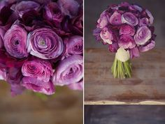purple peonies. fave.