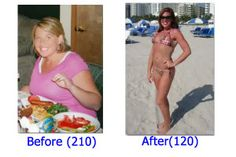 A Great Before & After! Looks like that program really works.