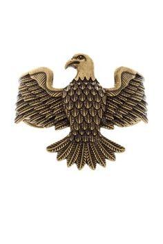 Monique Leshman Maxi Eagle Cuff