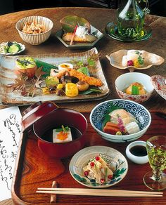 Japanese cuisine--healthy, beautiful, delicious