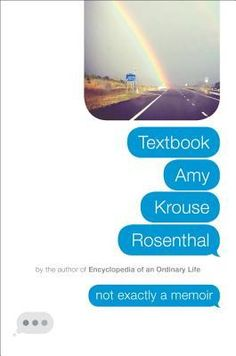 Textbook Amy Krouse Rosenthal by Amy Krouse Rosenthal — Reviews, Discussion, Bookclubs, Lists