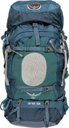 Osprey Women's Ariel 65 Pack Deep Sea Blue L